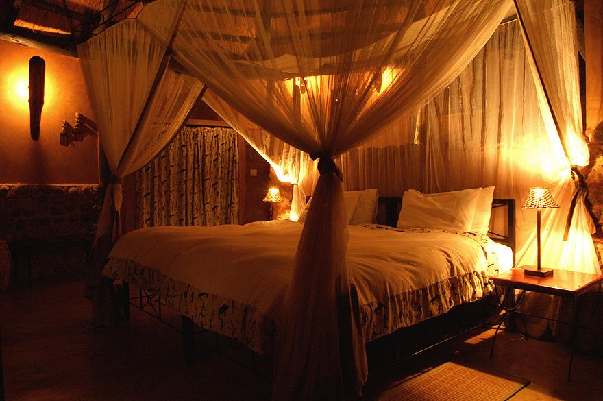 Кровать для романтических встреч
